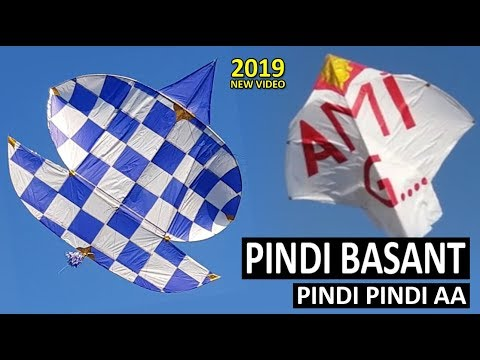 Rawalpindi Basant 2019 [Record Kite Flying]
