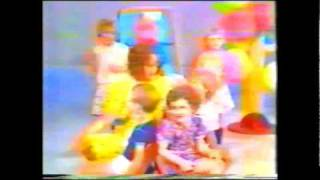 Romper Room in 1980, starring ME!!!