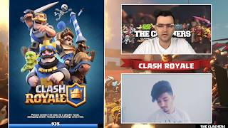 Clash Royale - 2v2 - Юмит & Слави