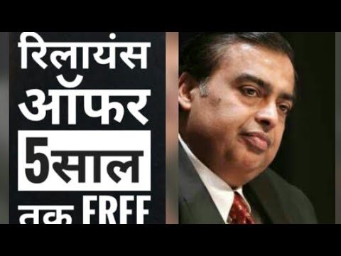 RELIANCE OFFER 5YEAR FREE SERVICES-HOLI OFFER RELIANCE