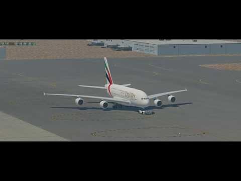 Dubai Diass | Emirates A380