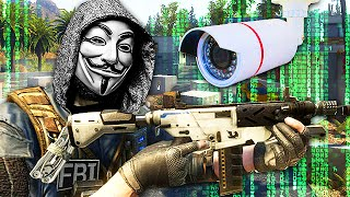 SCARIEST HACKER EVER RETURNS TO CALL OF DUTY! (Security Camera Trolling) thumbnail