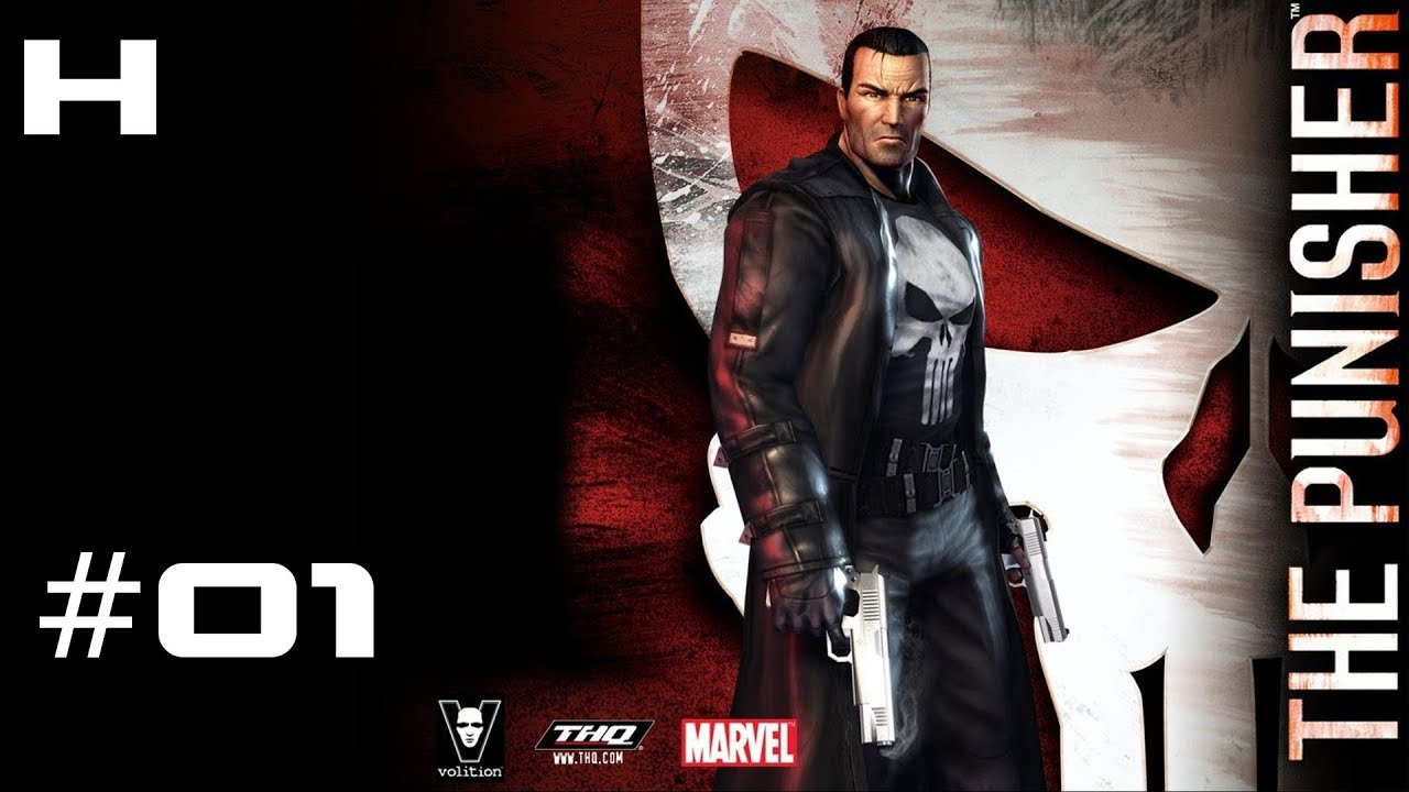 Free Download Game The Punisher PC Full Version - RonanElektron
