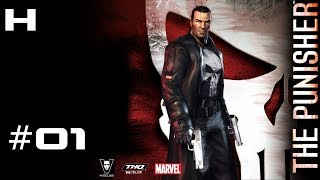 The Punisher (2005) Walkthrough Part 01 [PC]