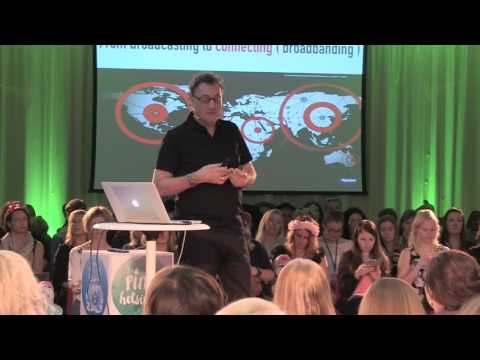 The future of content, technology and society: Futurist Speaker Gerd PINGHelsinki Keynote