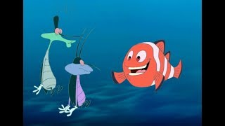 हिंदी Oggy and the Cockroaches - Scuba Diving (S03E06) - Hindi Cartoons for Kids