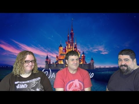 BIG FAT PANDA SHOW #12 with Guests Todd & Cheryl Perlmutter from Disney Film Project - June 30, 2014