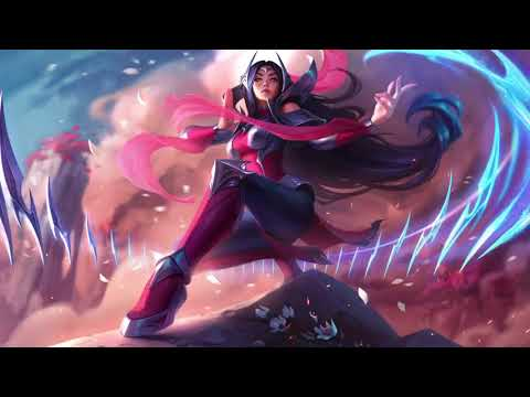 Irelia Login Screen Animation Theme Intro Music Song【1 HOUR】