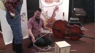 Mukketier TV, Folge 3: Wie baut man einen Bass ?