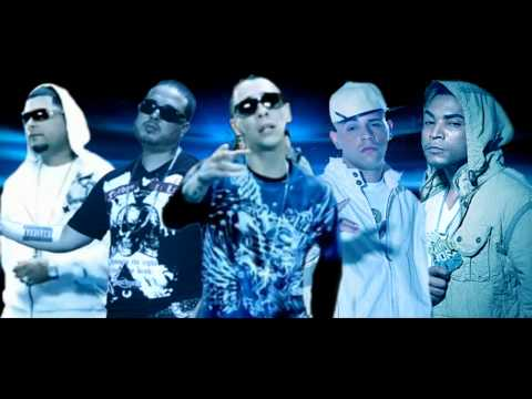 Baby Rasta y Gringo Ft Don Omar - Ella Se Contradice Remix REGGAETON 2010