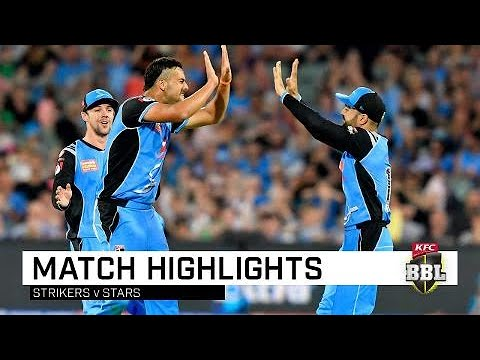 Clinical Strikers crush the Stars | KFC BBL|08