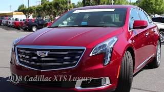 2018 Cadillac XTS Luxury Review - Burns Chevrolet | (803) 366-9414 | Rock Hill SC
