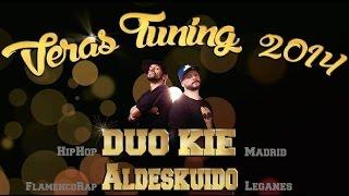 Duo Kie en el VERAS TUNING 2014