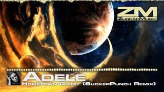 Adele - Hometown Glory (SuckerPunch Remix) [DUBSTEP] [FREE DOWNLOAD]