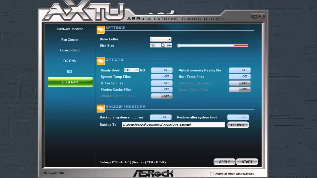 ASRock Extreme Tuner Treiber Windows 7