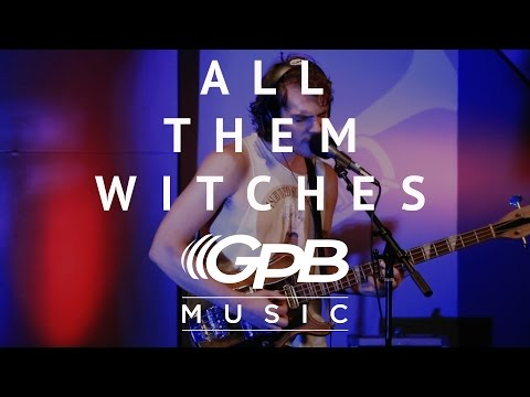 All Them Witches: GPB Music Session