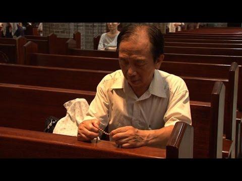 S. Korea: Catholicism's unlikely Asian pillar