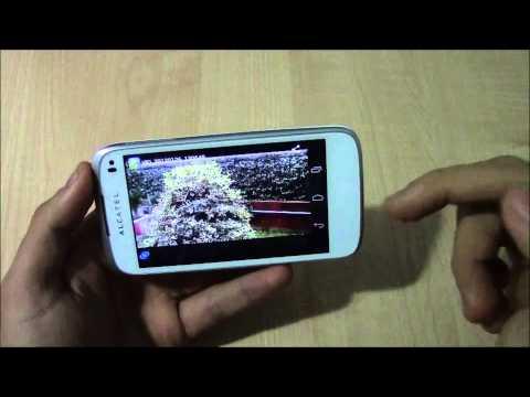 Alcatel OT 997D videoreview da TechZilla.it
