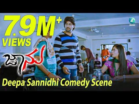 Jaanu Kannada Full Movie Comedy Scenes 12 | Yash, Deepa, Rangayana Raghu