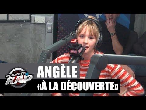 À la découverte de Angèle dans...