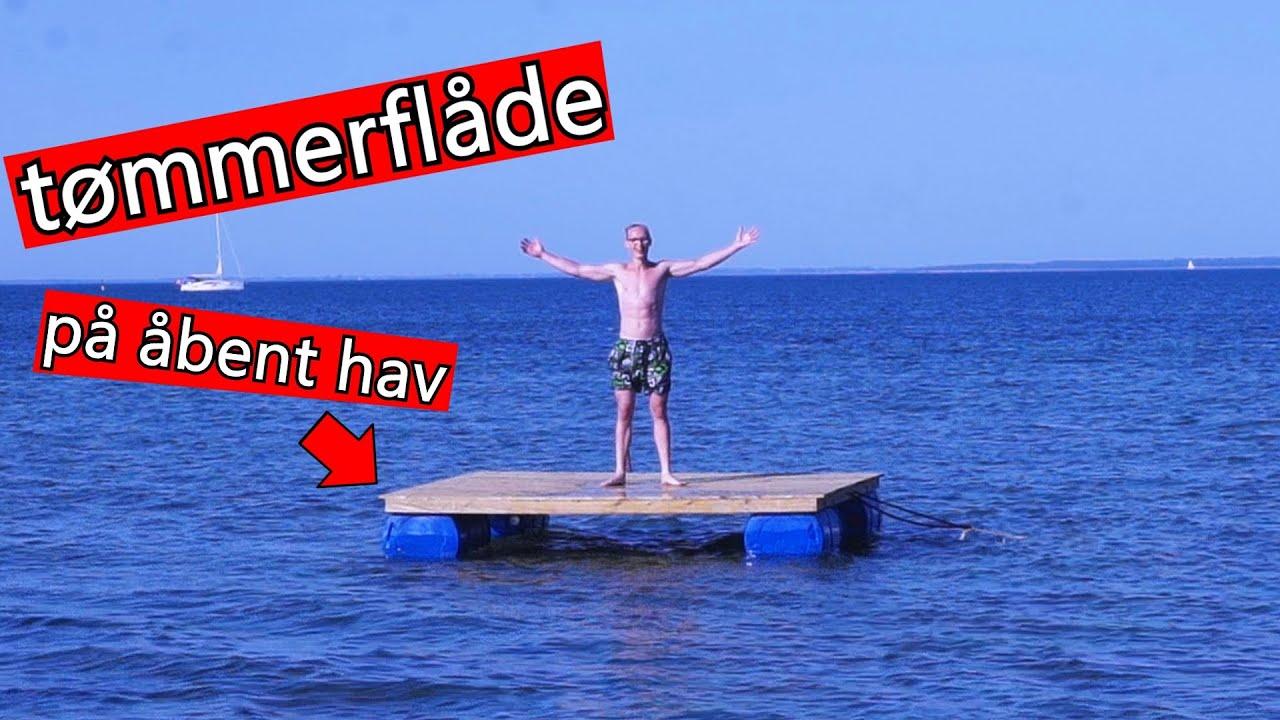 Laver En TØMMERFLÅDE!