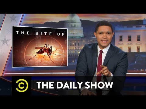 Congress's Standstill on Zika Funding: The Daily Show