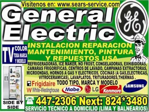 Servicio tecnico de lavadoras general electric youtube - Servicio tecnico de general electric ...