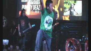 Phytagoras Band  - CARRIE Live@Colors Pub)