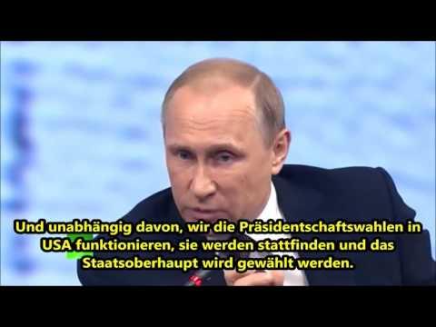Russland Präsident Wladimir