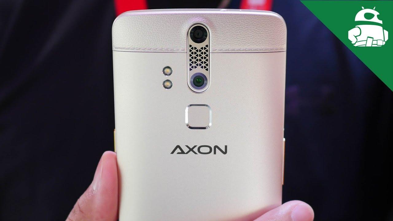 the information zte axon elite youtube phones are sometimes
