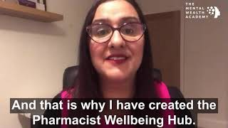 Why have we set up a Pharmacy Wellbeing Hub