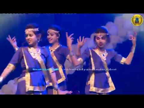 classical dance performed by girls