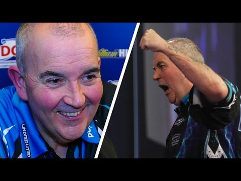 Phil Taylor | 'Scrappy Game' After 4-0 Win Against Kevin Painter
