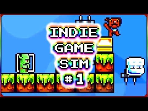 Indie Game Sim #1 - Tworzę gry!