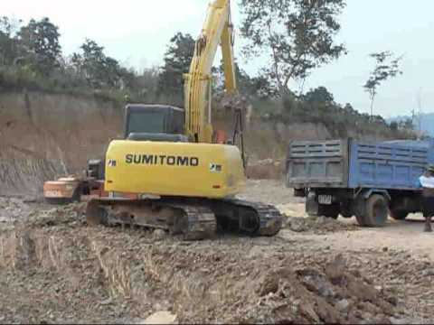 Sumitomo Backhoe for sale in the Philippines