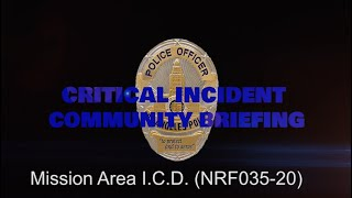 Mission Area ICD 8/14/2020 (NRF035-20)
