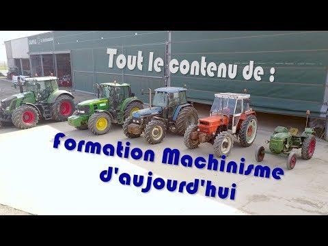 LIVE Formation Machinisme d'aujourd'hui Mardi 18h00