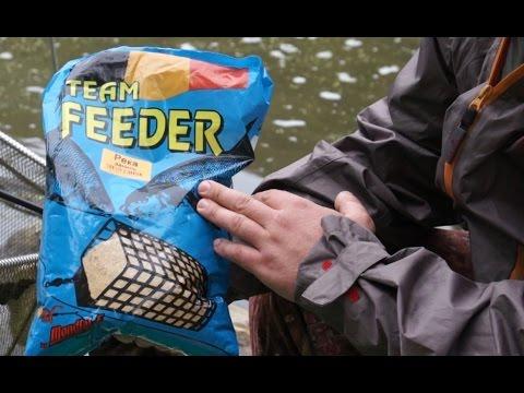 Прикормка для ловли фидером на реке