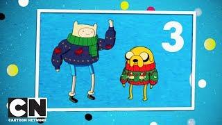 Odliczanie do Bożego Narodzenia | Dzień 3 | Cartoon Network