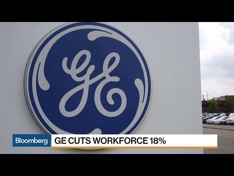 GE to Cut 12,000 Jobs in Power Business
