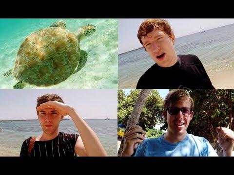 Naked Boys And Turtles .... Evan Edinger, Mark Ferris, MyNamesChai, ExploringWithJosh thumbnail