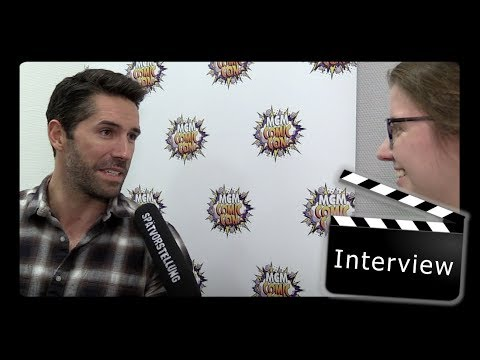 "MCM Hannover Comic Con: Interview mit Scott Adkins zum Film ""Doctor Strange"""