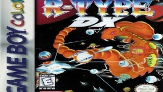 R-TYPE DX (アール・タイプDX) - GAME BOY COLOR LONGPLAY - NO DEATH / NO MISS RUN (FULL GAMEPLAY)