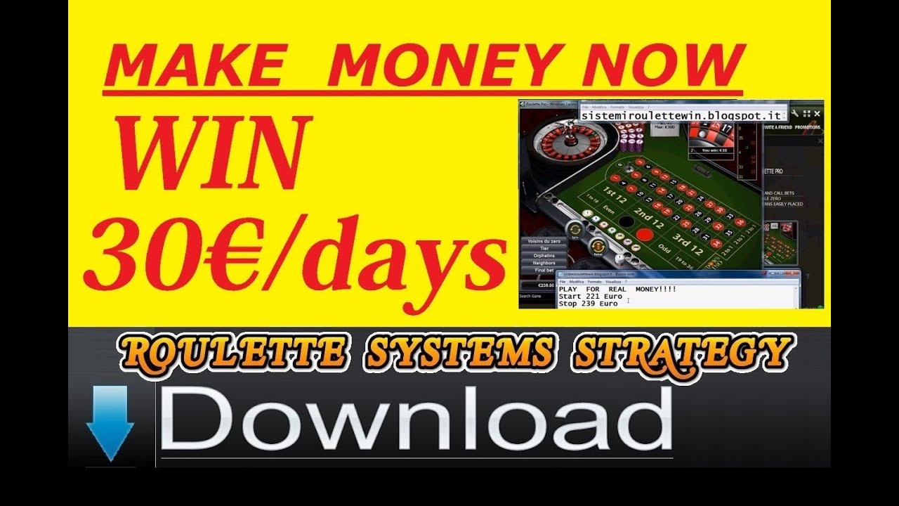 Roulette system blogspot naughy online