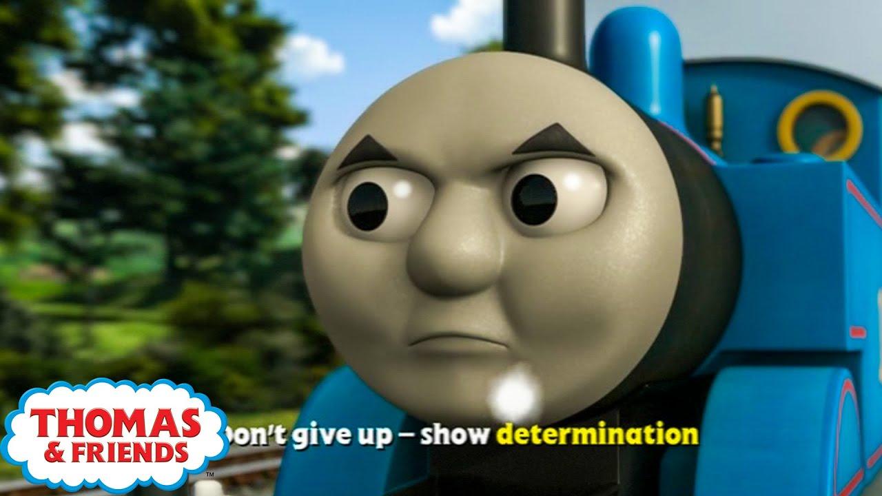 Thomas & Friends UK   Determination Song 🎵   Karaoke   Kids Songs   Birthday Album