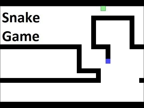 Java Snake Game (JavaFX) - Basic Turotrial