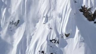 Is this the Craziest Line Ever Skied?