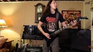 Guitar Cover of Kreator