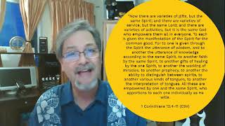 Deeper Truths Series - The Ministry of the Holy Spirit