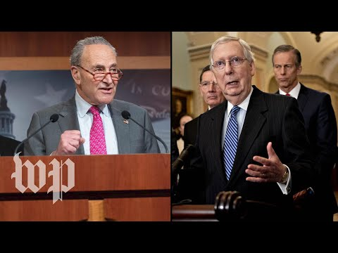 WATCH LIVE: Senate to vote on $2 trillion coronavirus bill after landmark agreement